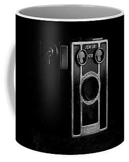 Coffee Mug featuring the photograph My Dad's Camera by Jeremy Lavender Photography