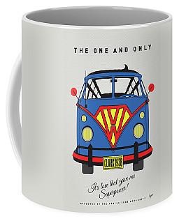 My Superhero-vw-t1-superman Coffee Mug
