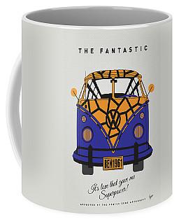 My Superhero-vw-t1-the Thing Coffee Mug