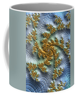 Mystic Universe, Fractals, Patterns And Designs Coffee Mug