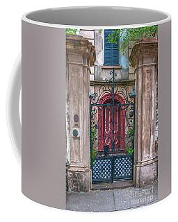 Narrow Is The Gate Coffee Mug