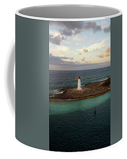 Nassau Harbor Lighthouse Coffee Mug