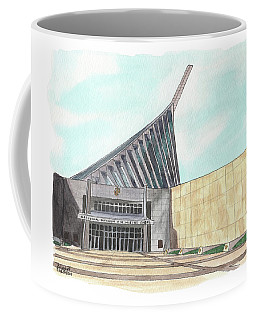 National Museum Of The Marine Corps Coffee Mug