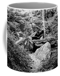 Native American Caves  Coffee Mug