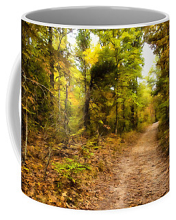 Nature Trail Coffee Mug by Ricky Dean