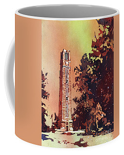 Ncsu Bell-tower Coffee Mug