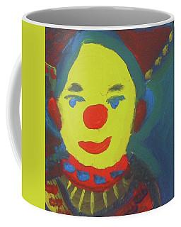 Nelly's Clown Coffee Mug