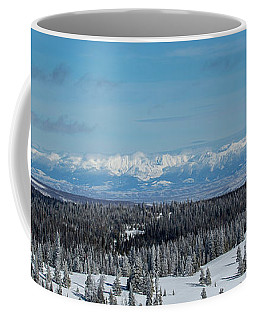 Never Summer  Coffee Mug