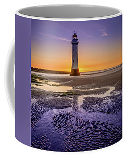 New Brighton Lighthouse Coffee Mug