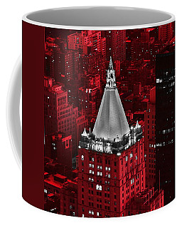 New York Life Building Coffee Mug