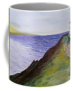 New Zealand Lighthouse Coffee Mug