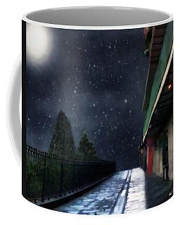Nightwalk Coffee Mug by RC deWinter