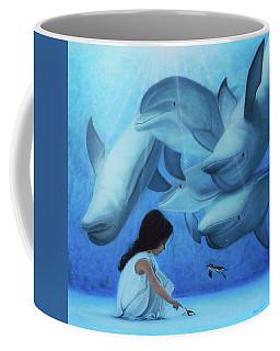 Ninia Del Mar Coffee Mug