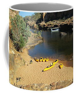 Nitmiluk Gorge Kayaks Coffee Mug