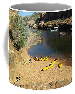 Nitmiluk Gorge Kayaks Coffee Mug