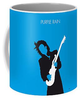No009 My Prince Minimal Music Poster Coffee Mug