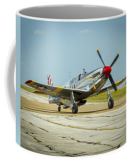 North American Tp-51c Mustang Coffee Mug