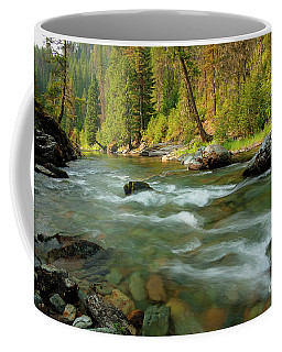 North Fork Of The St. Joe Coffee Mug