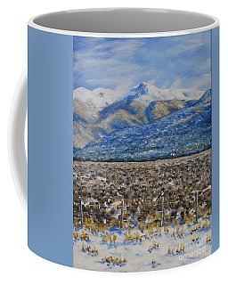 North Of Taos Coffee Mug