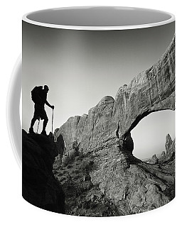 North Window Arch Coffee Mug