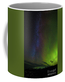 Coffee Mug featuring the photograph Northern Lights 6 by Mariusz Czajkowski