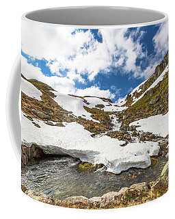 Norway Mountain Landscape Coffee Mug