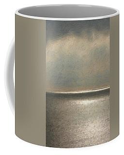 Not Quite Rothko - Twilight Silver Coffee Mug