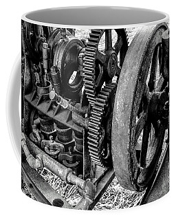 Novo Antique Gas Engine Coffee Mug