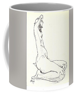 Nude 11 Coffee Mug