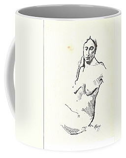 Nude Three Coffee Mug