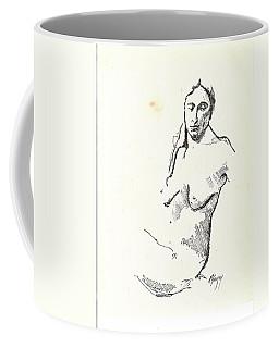 Nude Three Coffee Mug
