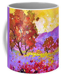Oaks In Dream Coffee Mug