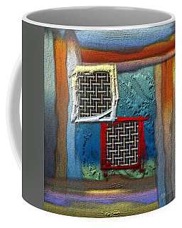 Obstructed Ocean View Coffee Mug