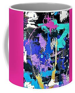 Of Moonbeams And Mad-hatters Coffee Mug