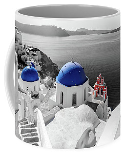 Oia, Santorini / Greece Coffee Mug