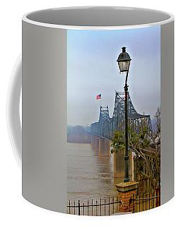 Old Bridge Of Vicksberg, Ms Coffee Mug