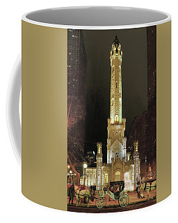 Old Chicago Water Tower Coffee Mug