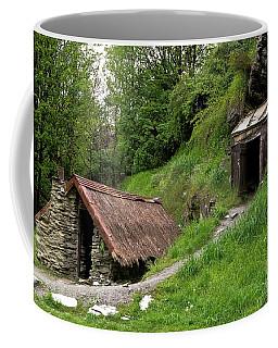 Old Hut  Coffee Mug