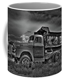 Old International - Bw  Coffee Mug