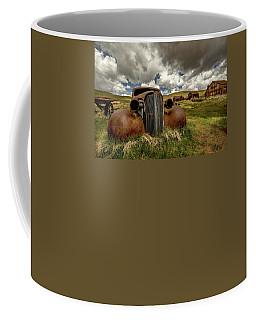 Old Jalopy Bodie State Park Coffee Mug