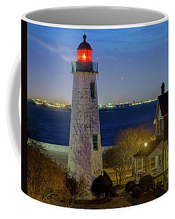 Old Point Comfort Light Coffee Mug