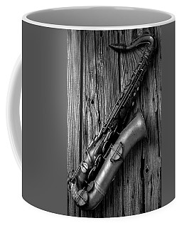 Old Sax Coffee Mug