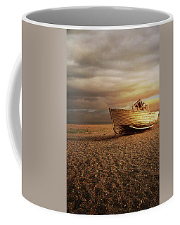 Old Wooden Boat Coffee Mug