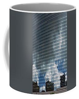 Ominous Reflection Coffee Mug