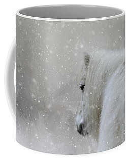 On A Cold Winter Day Coffee Mug