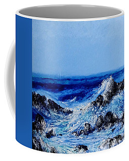 Keanae Point  Coffee Mug