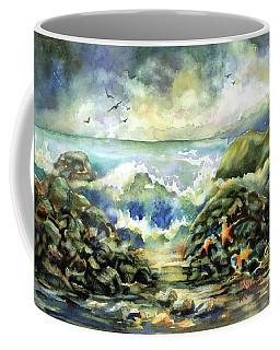 On The Rocks Coffee Mug
