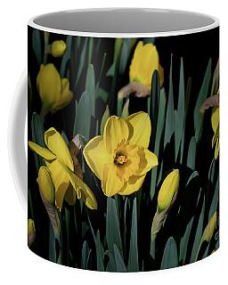 Camelot Daffodils Coffee Mug