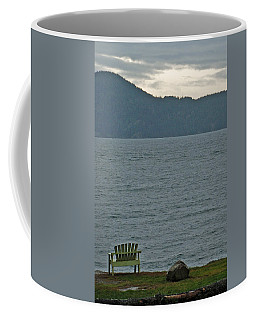 Orcas Island View Coffee Mug