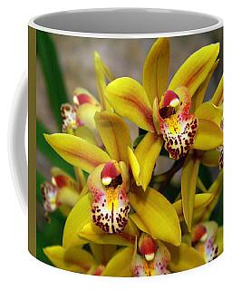 Orchid 9 Coffee Mug